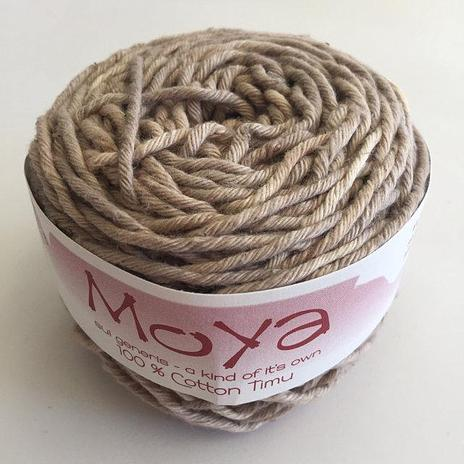 MoYa Timu 10ply Cotton - Gun Metal