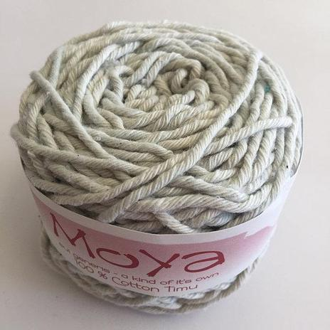 MoYa Timu 10ply Cotton - Cloudy Bay