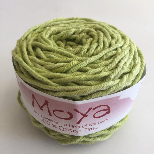 MoYa Timu 10ply Cotton - Parakeet
