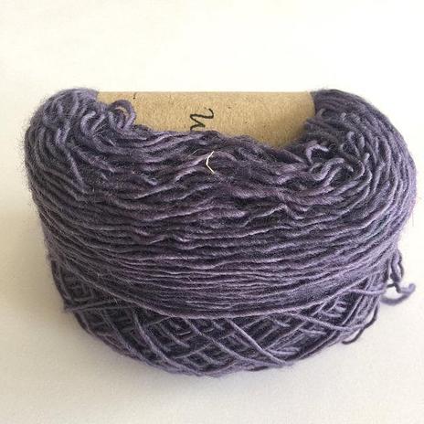 Adele's Mohair Skinny Wool - Amethyst