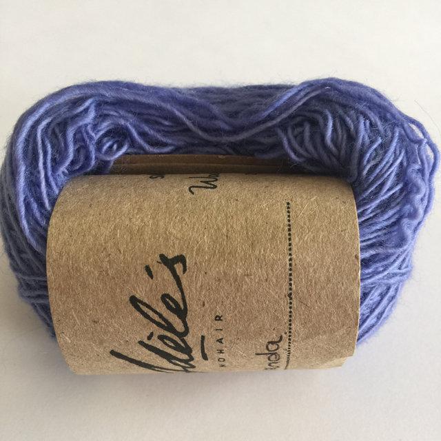 Adele's Mohair Skinny Wool - Jacaranda