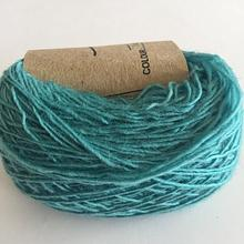 Adele's Mohair Skinny Wool - Turquoise Green