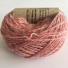 Adele's Mohair Skinny Wool - Dusky Pink