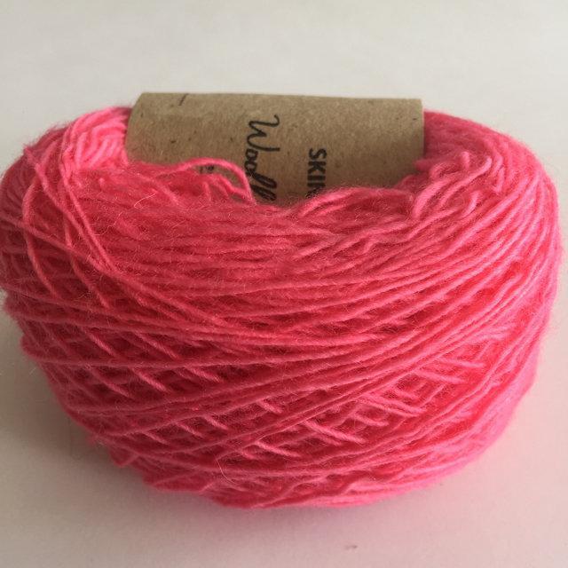 Adele's Mohair Skinny Wool - Cerise
